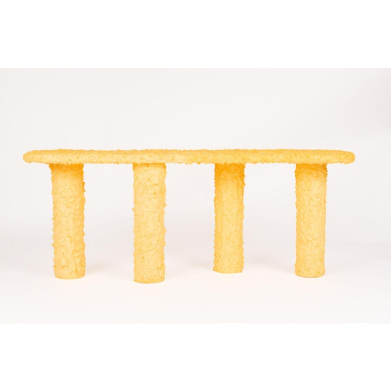 Modern Banculure Bench by BehaghelFoiny Design For Sale