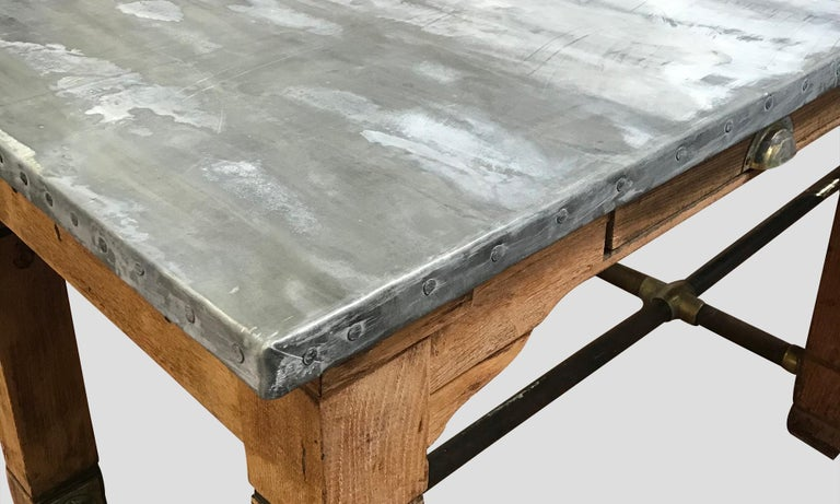 French Bank of France Table For Sale