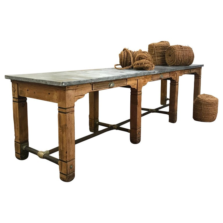Bank of France Table For Sale