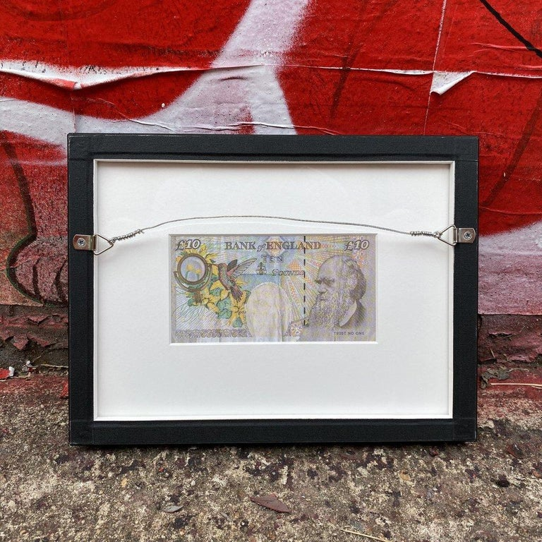 Banksy Di - Faced Tenner  - Pop Art Print by Banksy