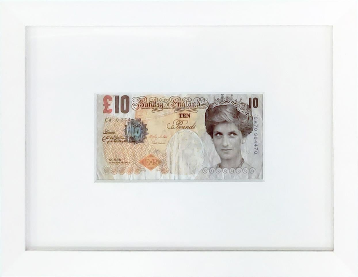 DI-FACED TENNER (10 GBP NOTE)