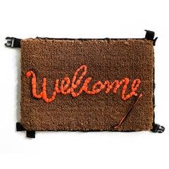 Welcome Mat, from Gross Domestic Product, Street Art, Urban Art