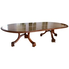 Banquet Dining Table by Therien Studio Workshops