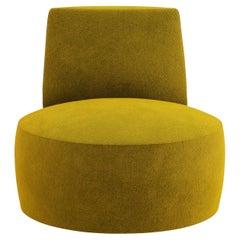Baobab Yellow Armchair