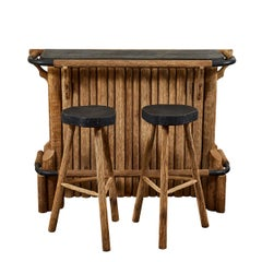Bar and Two-Bar Stools