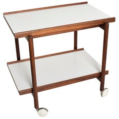 Bar Bakery Service Cart Trolley by Brown Saltman, John Keal