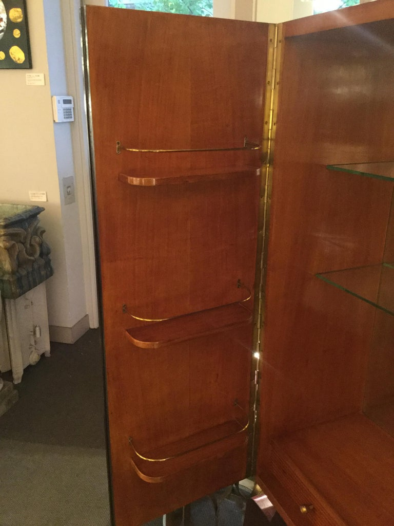 Bar by Antonio Cassi Ramelli, Italy 'Milan,' 1940 In Excellent Condition For Sale In New York, NY