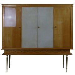 Bar Cabinet in Sycomore