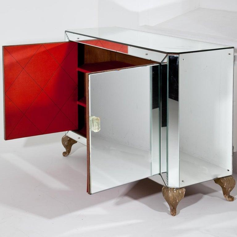 Bar Cabinet, Italy, Mid-20th Century 2
