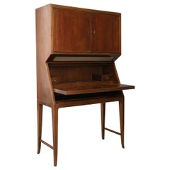 Bar Cabinet Midcentury Italian Manufacture, 1950s