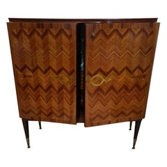 Bar Cabinet Paolo Buffa, 1950