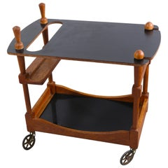 Bar Cart Drinks Trolley by Guillerme and Chambron