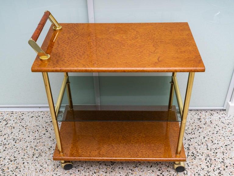 Modern Bar Cart For Sale