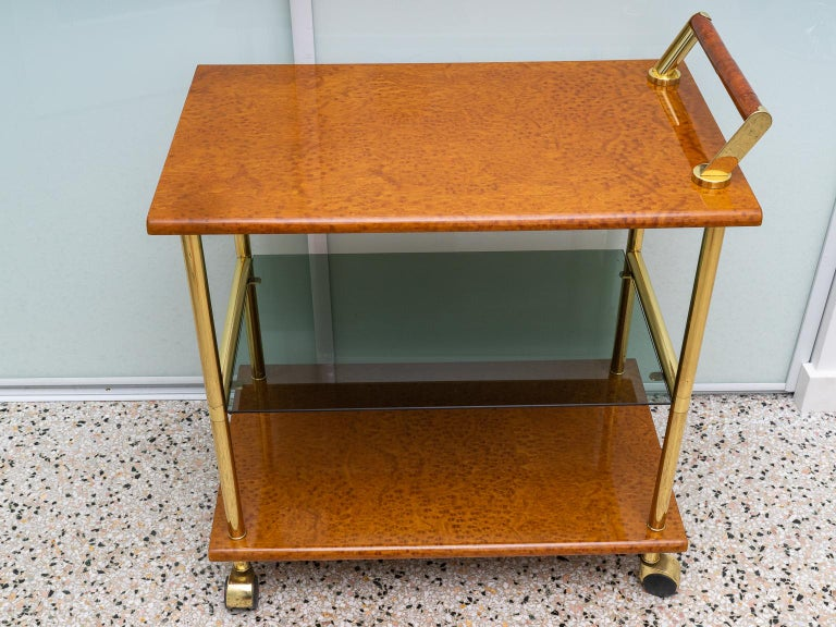 20th Century Bar Cart For Sale