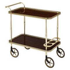 Bar Cart, Mid-Century French