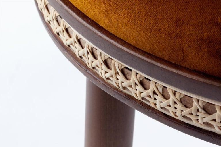 Portuguese Bar Chair, Alma by Dooq For Sale