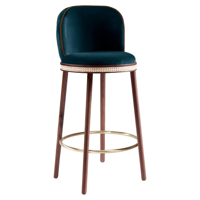 Bar Chair, Alma by Dooq For Sale