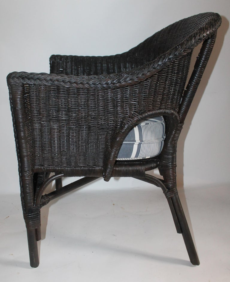 wicker seat cushions sale