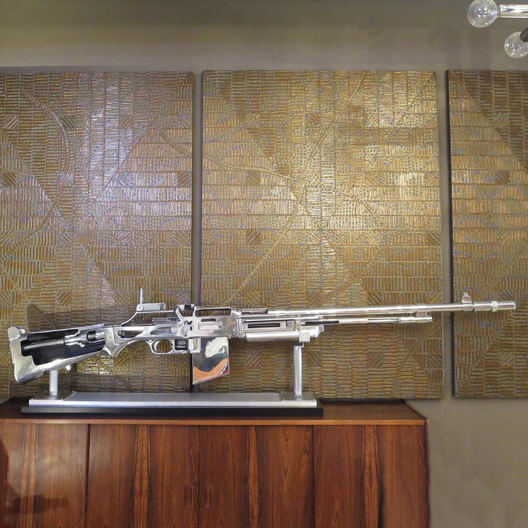 Bar Rifle Oversized Training Display Model For Sale 2