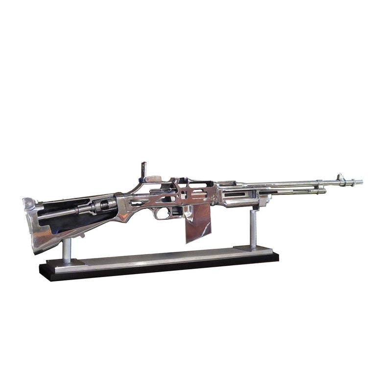 Bar Rifle Oversized Training Display Model For Sale