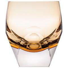 Bar Water Tumbler Underlay Crystal Aurora, 7.43 oz