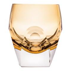 Bar Whisky Tumbler Underlay Crystal Aurora, 1.52 oz