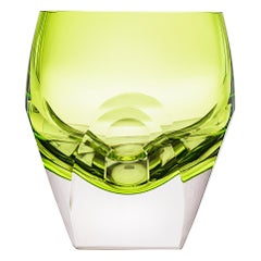 Bar Whisky Tumbler Underlay Crystal Reseda, 1.52 oz