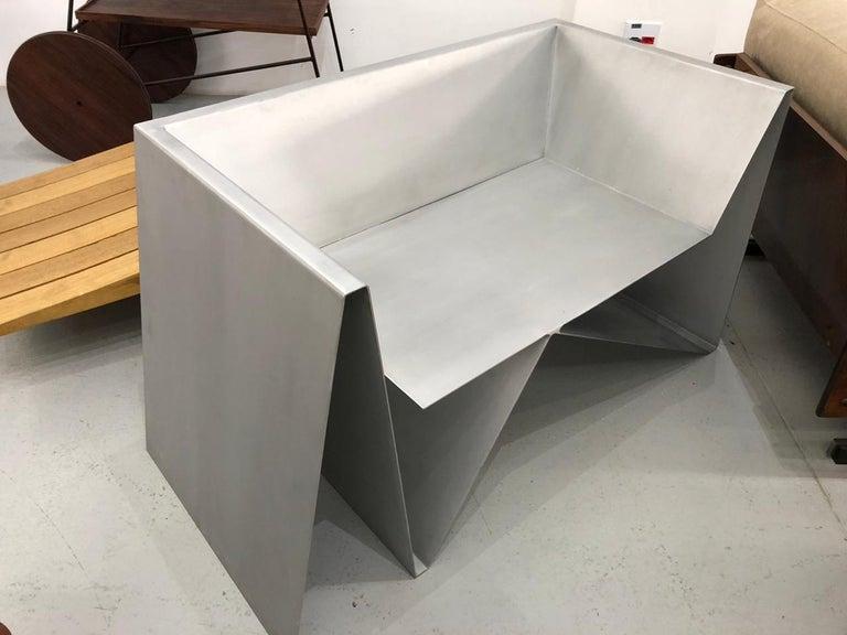 Baralho Armchair, by Flavio Franco, Brazilian Contemporary Design For Sale 7
