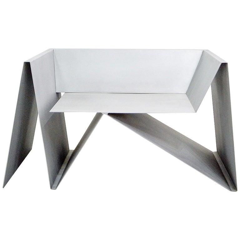Baralho Armchair, by Flavio Franco, Brazilian Contemporary Design For Sale