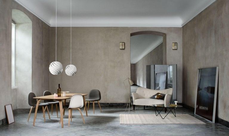 Contemporary Barba Corsini Pedrera Coffee Table in Brass for Gubi For Sale