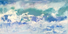 Wave, Painting, Oil on Canvas