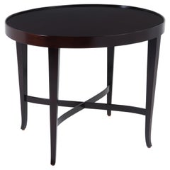 Barbara Barry Baker Oval Occasional Side End Table