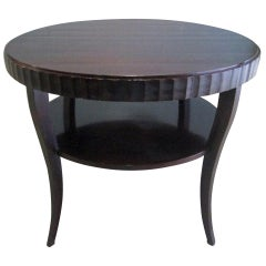 Barbara Barry Center Table for Baker Furniture Company
