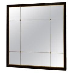 Barbara Barry for Baker Furniture Co. Mahogany Mirror