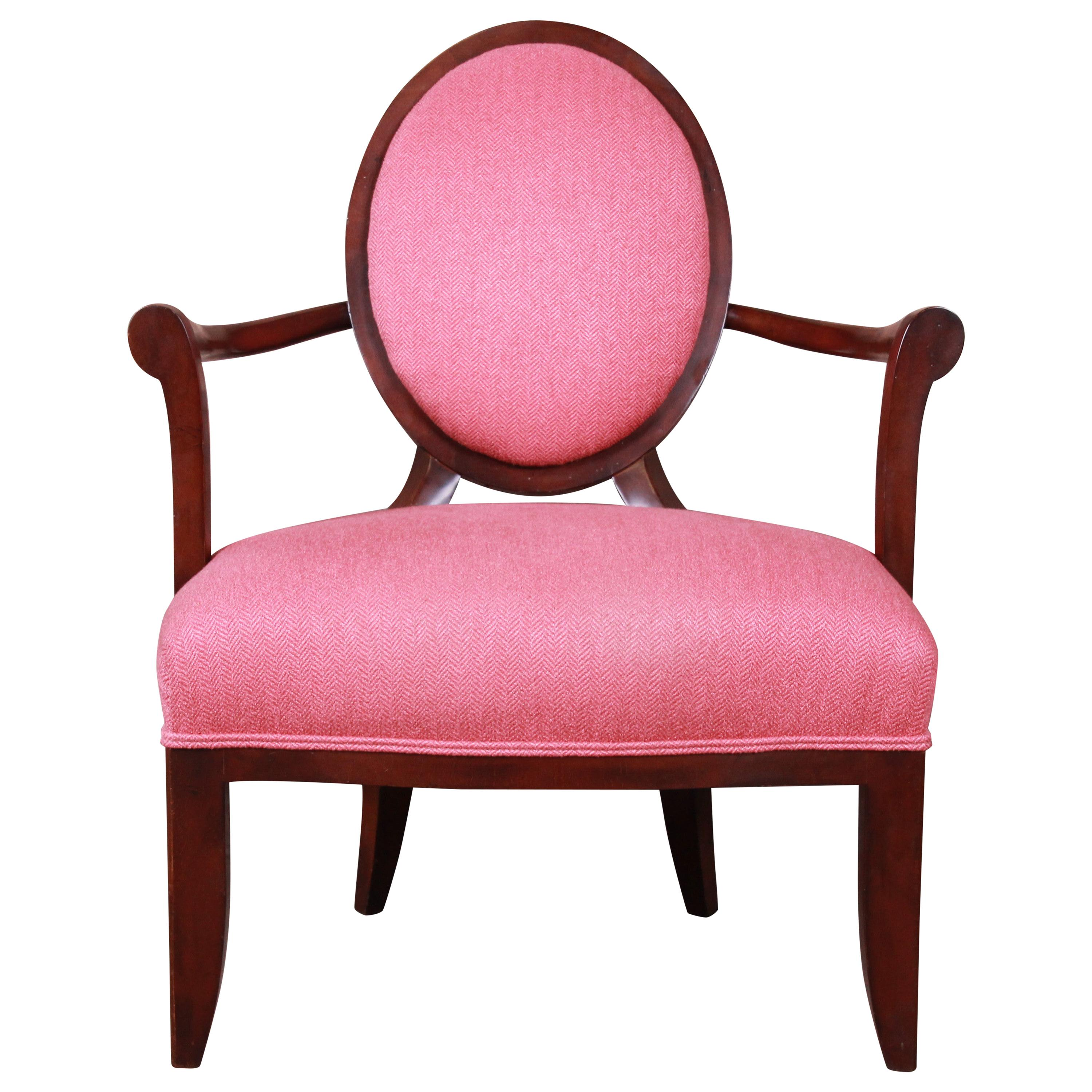 Barbara Barry for Baker Furniture Contemporary Lounge Chair