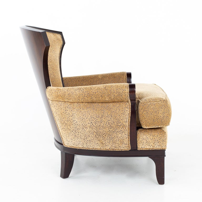 Barbara Barry for Henredon Modern Lounge Chair, a Pair For Sale 3