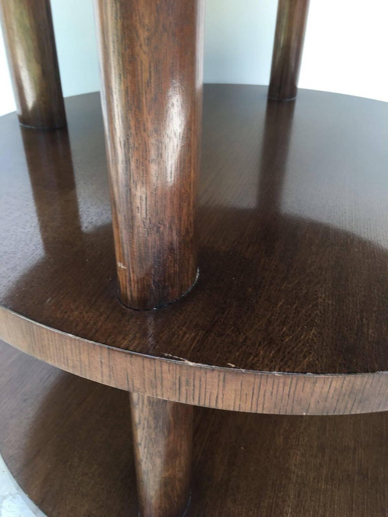 American Barbara Barry Occasional Table for Baker For Sale