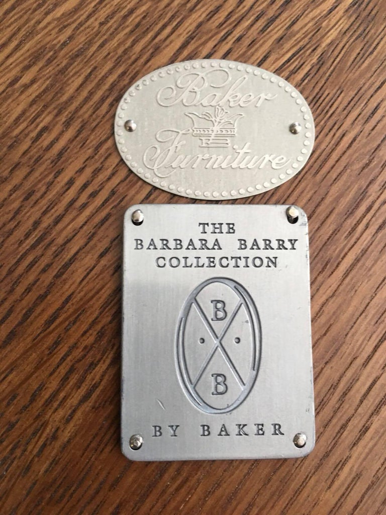 Late 20th Century Barbara Barry Occasional Table for Baker For Sale