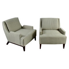 Barbara Barry Perfect Pitch Lounge Chairs for HBF