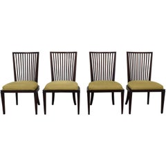 CLEARANCE Barbara Berry for Baker Furniture Company Lovely Slatback Dining Chair