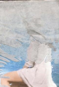 Miroir D'eau Lenticular, from Meditations, Barbara Cole, Framed Lenticular
