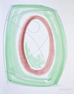 Barbara Hepworth, November Green, 1969-70