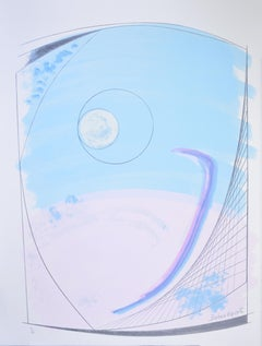 Barbara Hepworth, Winter Solstice, 1969-70