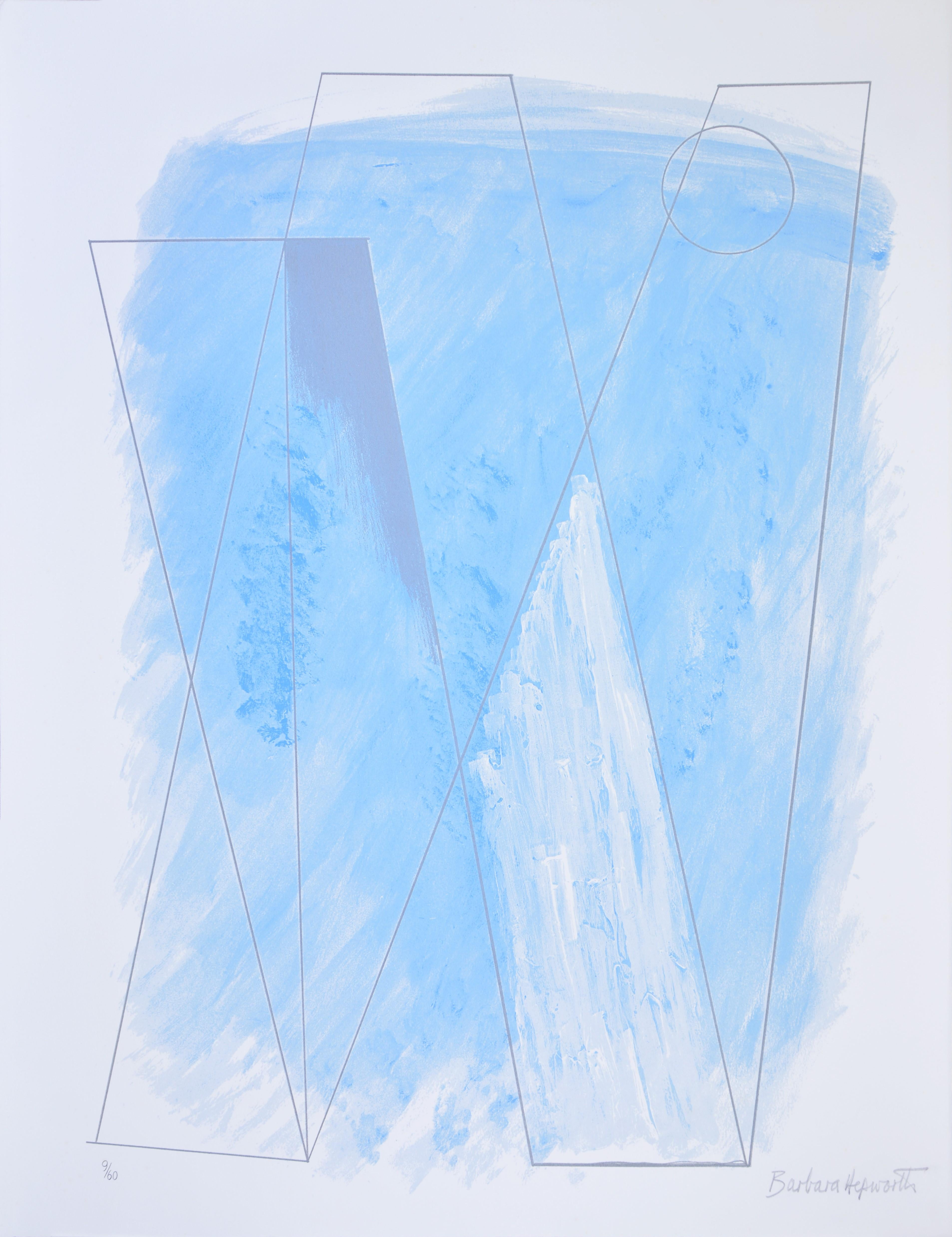 Barbara Hepworth, Three Forms, 1969-70