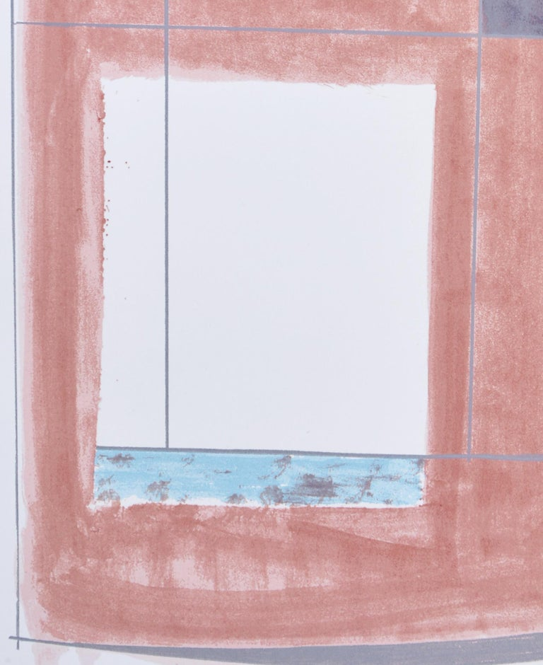 A lesser known side of Barbara Hepworth's artistic oeuvre are her works on paper. Showcasing her incredible draftmanship, the artist said of her 'Opposing Form's' series, that the drawings were 'sculptures born in the disguise of two