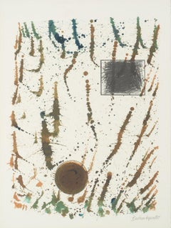 Forms in a flurry (1970) (signed)