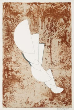 Fragment from the Aegean Suite (1969) (signed)