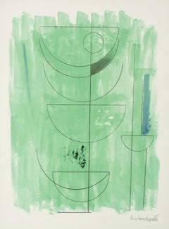 Green Man (1972) (signed)