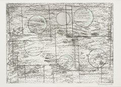 Square and circles (1969) (signed)