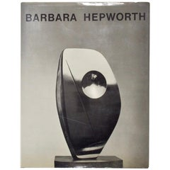 Barbara Hepworth, by J. P. Hodin, Catalogue Raisonné, 1961